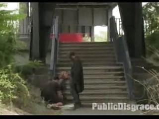 outdoor sadomasochism euro public milf serf anal