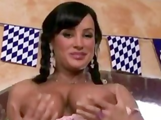lisa ann scene from virtual sex collection, she
