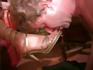 sexy older domme worship