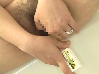 double feature with a older wife masturbating