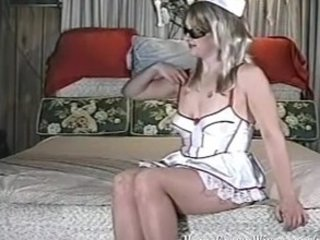 homegrownwives nurse milf receives drilled by the
