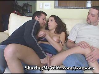 sexy wifes cum fiesta