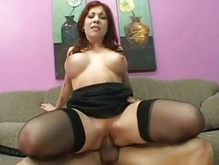 hawt milf brittany oconnell bounces her snatches