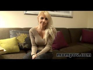 large tit blond mother i fucking