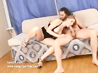 wife lets her husband cum inside her