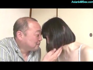 aged woman getting her pussy licked and screwed