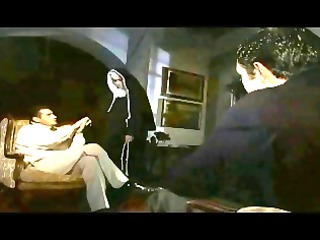 nun breaks her habit and acquires and gives head,