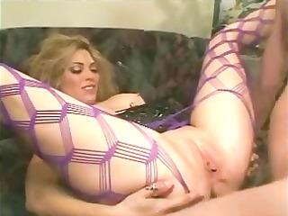 blond anal