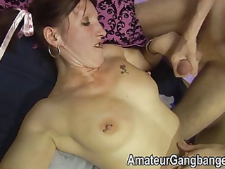 mature dilettante housewives used as fucktoys
