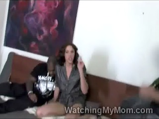 wicked mamma katie hotty shows son to not mess