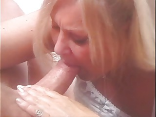 wicked granny samantha is incredibly horny!