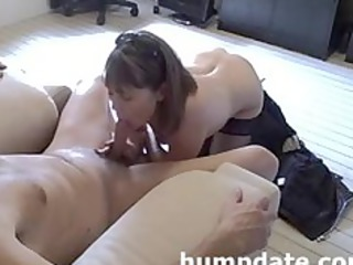hot d like to fuck gives priceless oral job and