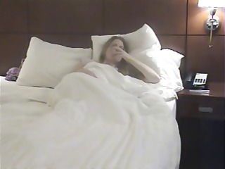 she is calls the hotel doctor . . .
