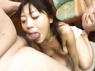 japanese milf gagged by chunky bellied dicks