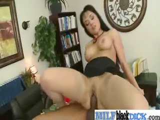 large dark dicks deep inside hawt sluts milfs