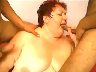 4 juvenile boyz fuck older big beautiful woman