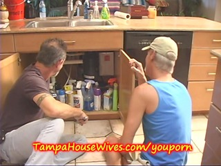 d like to fuck housewife gets drilled by the