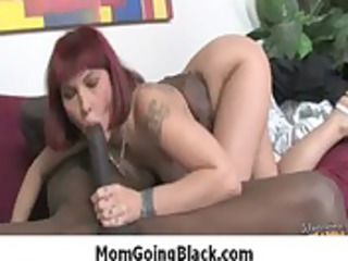 mamma go black - interracial hardcore mother i
