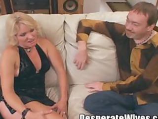hawt golden-haired slut wife jackie graduate