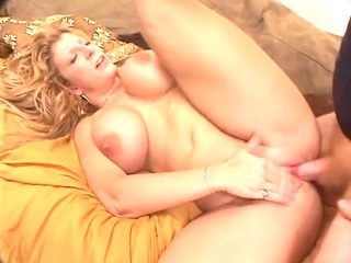 golden-haired mother id like to fuck in strap