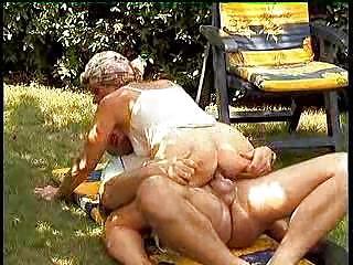granny doxies in heat have outdoor xxx pleasure