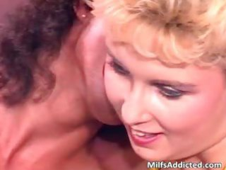 hot blond d like to fuck and her naughty brunette