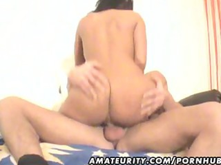 breasty non-professional d like to fuck blowjob