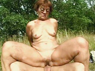 grandma is lustful as hell