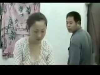 chinese wife licked by her spouse