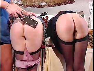 cute asses getting spanked
