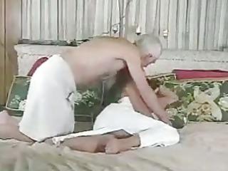 amateur mature couple making love