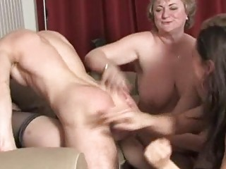 mature ladies having joy and awsome group fucking