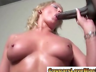 cougar interracial some