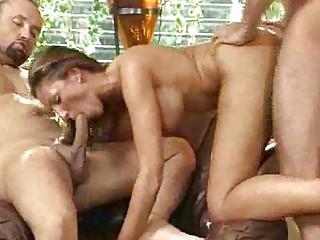 milftastic group sex fun with hawt breasty milfs
