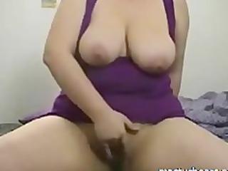 breasty big beautiful woman mom lora riding