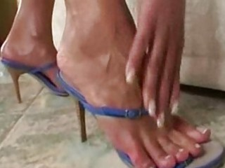 cute d like to fuck foot solo