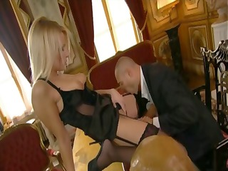 melissa is a blonde beauty that is loves cocks in