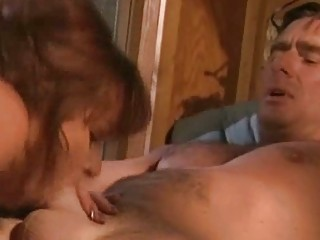 excited wife engulfing and fucking her spouse