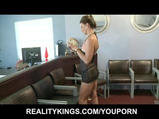 big-tit milf acquires revenge on her spouse &