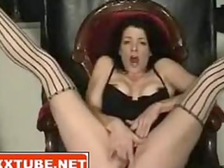 brunette hair d like to fuck squirts pussy juice