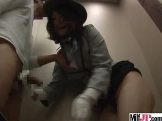 floozy breasty milf japanese get hard sex vid-98