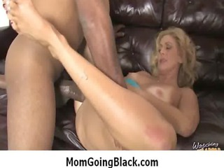 interracial d like to fuck porn - slutty mommy