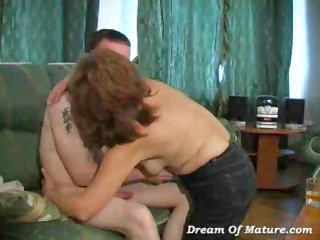 russian mamma gets fucked by stranger