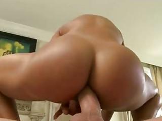 large tit aged milf lisa anns massage turns anal