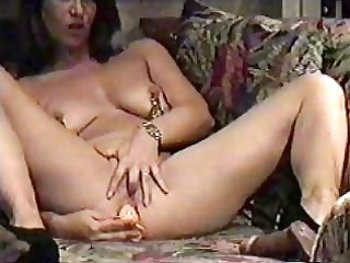 d like to fuck home alone masturbating in living