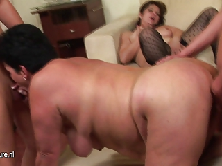 a very special and kinky aged sexfest