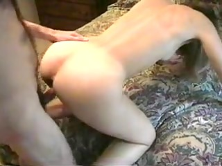 wife taking it is doggystyle