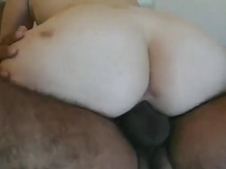 mature bimbo craves anal by troc