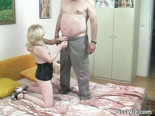 fat fellow copulates golden-haired d like to fuck