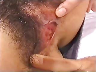oriental milf, kazuha mizumori, gets her hairy